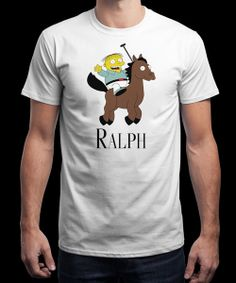 """""""Ralph.."""" today on Qwertee : Limited Edition Cheap Daily T Shirts 