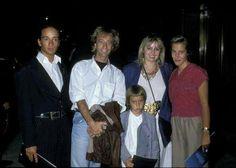 Robin's family