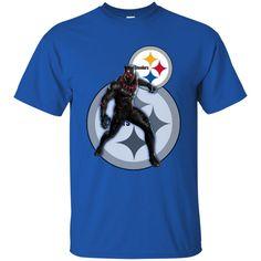 Black Panther Pittsburgh Steelers Tshirts Hoodies Sweatshirts