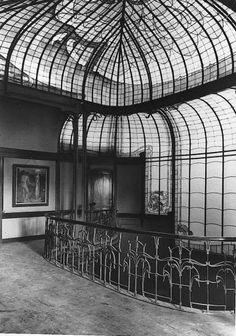 Digitale reconstructie van Victor Horta's Hotel Aubecq   c3a