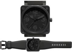 Bell & Ross Phantom
