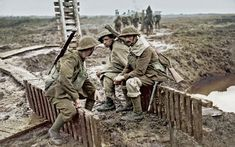 Unseen interviews with WW1 veterans recount the horror of the trenches - Telegraph