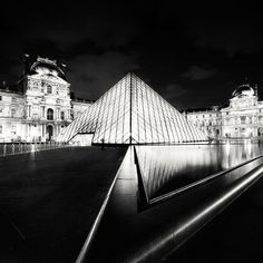 The Louvre, Paris, France, 2010 - By Martin Stavars.