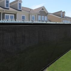 Best Choice Products Privacy Screen Fence Mesh 6 Windscreen Outdoor Backyard Fencing Privacy New Outdoor Privacy Screen Panels, Fence Windscreen, Wire Installation, Fence Screening, Small Fence, Backyard Fences, Backyard Privacy, Backyard Ideas, Garden Ideas