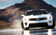 2012 Chevrolet Camaro ZL1...I'd kill for one of these lol