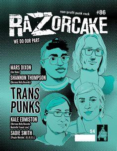 Razorcake #86