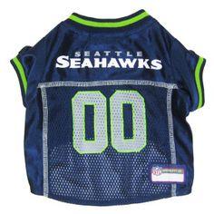 Seattle Seahawks NFL Jersey   T-Shirts & Tank Tops   PetSmart