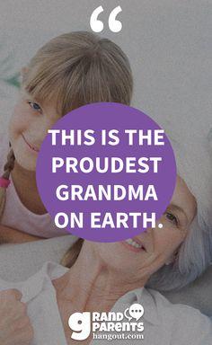 Proudest grandma ever! <3