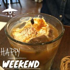 #黑糖咖啡#第一次喝,好香好濃喔!把握與家人的相聚時光:>