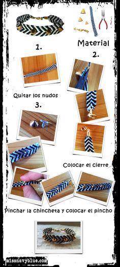DIY: Bracelet / Pulsera