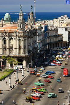 old havana | Hotel Inglaterra ****, Old Havana, Havana, Cuba - cuba hotel bookings ...