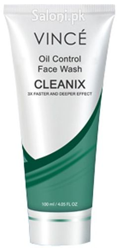 Cleanix oil control foaming wash is a refreshing cleanser that instantly turns into rich foam to gently lift away dirt and oil. Effectively deep cleanses to clear open pores and rinses away excess oils, impurities and daily grime; helps to control shine and blemishes. Leaves the skin feeling cleansed, purified and refreshed with a shine free, matte finish.