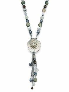 Endless Summer Necklace! Also has a matching Bracelet!! http://www.cookielee.biz/jessicazitzman