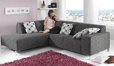 Zara Fabric Corner Sofa 7 Modern L Shaped Sofa Designs for Your Living Room