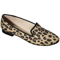 c935e1ec5 Women s Sam   Libby Adley Tuxedo Flat - Leopard    target Leopard Print  Loafers