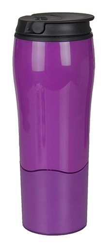 Mighty Mug® Purple Travel Mug