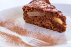 Rezept für einen Low Carb Schokokuchen - kohlenhydratarm, kalorienarm, ohne Zucker und Getreidemehl gebacken. www.ihr-wellness-magazin.de