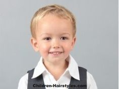 Baby Boys Hairstyles Gallery