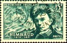 Rimbaud Stamp Rimbaud Stamp. A Season in Hell ...