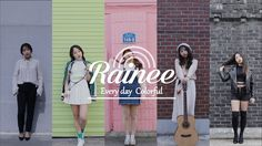Introduction of Rainee : Everyday colorful | Rainee