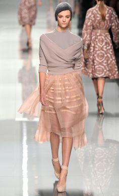 A head-turning number from Christian Dior
