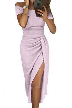 d4d879904b5 18 meilleures images du tableau Robe de soirée violette