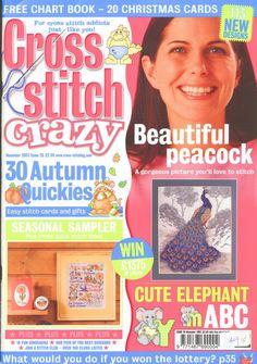 Журналы Cross Stitch – 246 photos