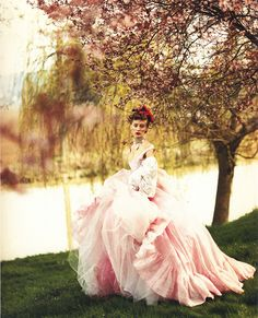 Paolo Roversi for Vogue UK