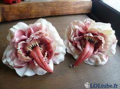 Drôles de fleurs !!