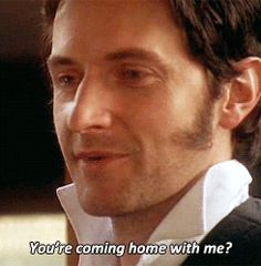 North and South has pretty much the best ending of any period drama ever.