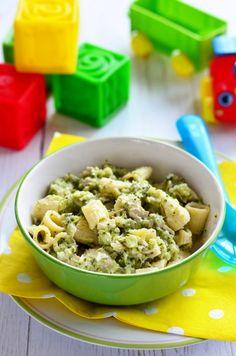 Brokkolis-csirkés tészta recept - Kifőztük, online gasztromagazin Izu, Penne, Cereal, Russel Hobbs, Meat, Cooking, Breakfast, Food, Kitchen