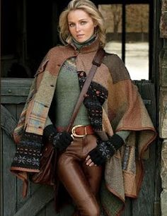 stepford wives fashion design cloths patchwork leather