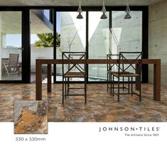 What says autumn inspiration more than a richly textured stone-look tile? The Rich Autumn tile in cotta brings the diverse shades and tones of slate to life with 18 faces in a 330x330mm tile. Available exclusively at Ceramic Wholesaler. #tiledesign #bespoketile #interiordesign #stonelook #stone #slate #tile #biophilicdesign #nature Stone Look Tile, Stone Tiles, Johnson Tiles, Wall And Floor Tiles, Glazed Ceramic, Autumn Inspiration, Tile Design, Slate, Natural Stones