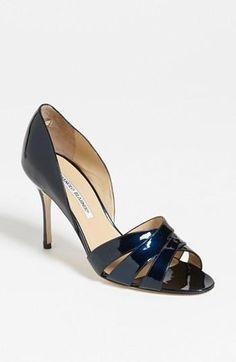 NEW!Manolo Blahnik 'Minia' Sandal