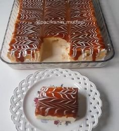 Cake Recipes : This recipe is great with full taste and full flavor. It is both very light and very tasty. Easy Cake Recipes, Easy Desserts, Dessert Recipes, Trilece Recipe, Mousse Au Chocolat Torte, Christmas Recipes For Kids, Italian Pasta Recipes, Chicken Parmesan Recipes, Turkish Recipes