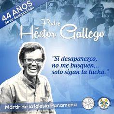 Héctor Gallego sigue presente en su Iglesia y en su pueblo