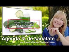 Dieta cu Suc de Castraveti - Detoxifiaza si Slabeste - YouTube Entertainment, Youtube, Youtubers