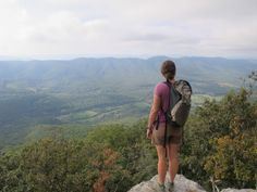The glorious views provided by Tinker Cliffs will take your breath away, make you appreciate hiking, and will simply amaze you.