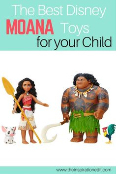 Find out more fun with Disney Moana Adventure Collection Doll and Figures Set from Hasbro for your children and my daughter is feeling awesome with them!