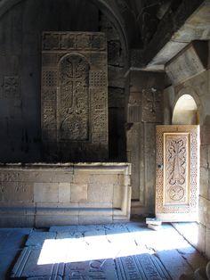 S. Astvatsatsin Church, #Noravank, #Armenia. Visit Armenia with Eurocaucasus Tour! Book your vacation today!