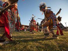 Montana Crow PowWow