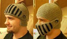 Crochet Knight Helmet Pattern Best Ideas