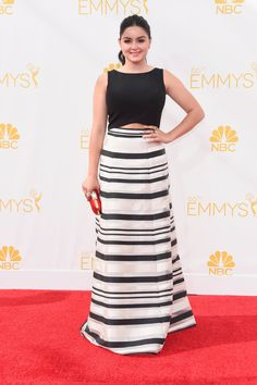 Ariel Winter at the 2014 Emmy Awards
