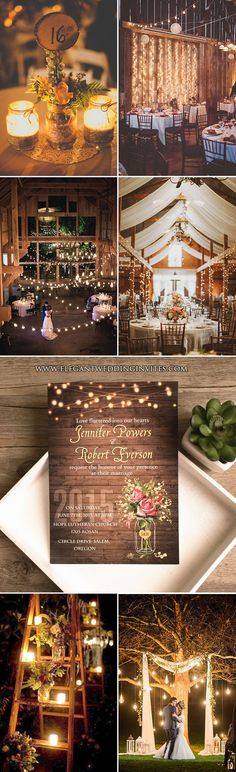 7 Chic Rustic Wedding Themes with Matching Invitations - Mountain Wedding Ideas Top Wedding Trends, Wedding Themes, Wedding Tips, Diy Wedding, Wedding Flowers, Wedding Decorations, Dream Wedding, Wedding Stuff, Rustic Invitations