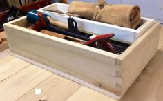 Small Anarchy tool box - Reader's Gallery - Fine Woodworking