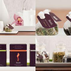 lovely tea packaging via @rachelchew (elephantine)