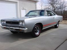 1968 Plymouth GTX Maintenance/restoration of old/vintage vehicles: the material for new cogs/casters/gears/pads could be cast polyamide which I (Cast polyamide) can produce. My contact: tatjana.alic@windowslive.com