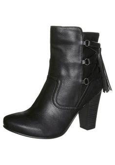 3903a5b9fa5f Støvletter - sort Black Boots