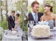 Colorful Wedding Concepts Inspired By Seasons - Fab You Bliss