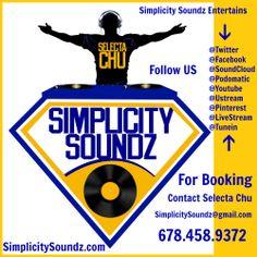 Book Simplicity Soundz For Your Next Party Event Wedding SimplicitySoundz